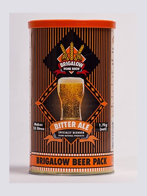 Brigalow - Bitter Ale 1.7kg Can