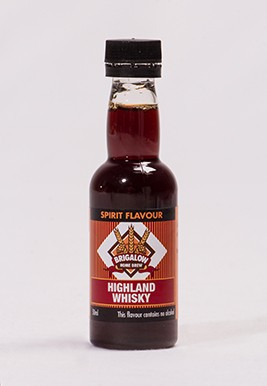 Brigalow Highland Whiskey 50ml Bottle