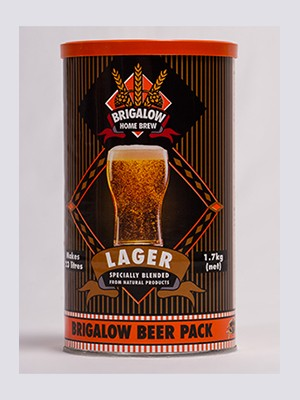 Brigalow - Lager 1.7kg Can 6 pack