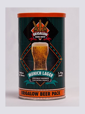 Brigalow - Munich Lager 1.7kg Can 6 pack