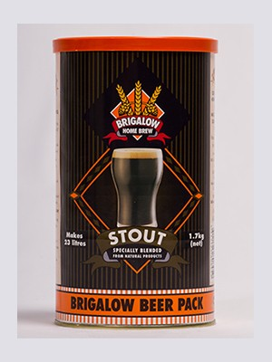 Brigalow - Stout 1.7kg Can 6 pack