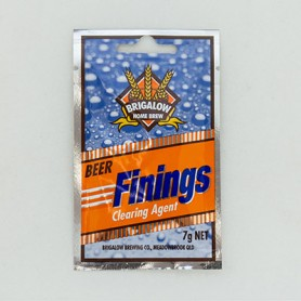 Brigalow Finings (Beer Clearing Agent) 7g 5 Pack