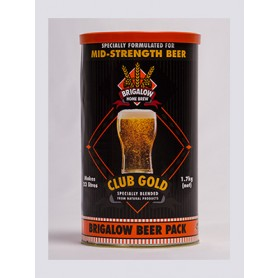 Brigalow - Club Gold 1.7kg Can 6 pack