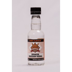 Brigalow Drakon Russian Vodka 50ml Bottle