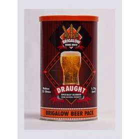 Brigalow - Draught 1.7kg Can 6 pack
