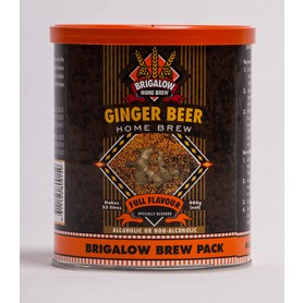 Brigalow - Ginger Beer 4 Pack