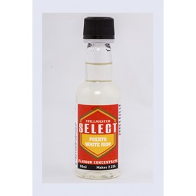 Stillmaster Select Puerto White Rum 50ml Bottle