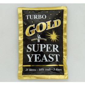 Stillmaster - Turbo Gold Super Yeast 155g Sachet