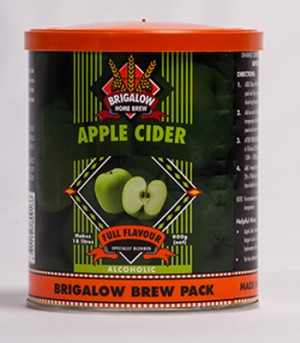 Brigalow - Apple Cider 4 Pack