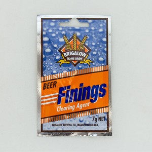 Brigalow Finings (Beer Clearing Agent) 7g