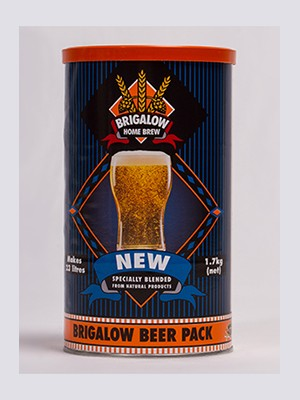 Brigalow - New 1.7kg Can 6 pack
