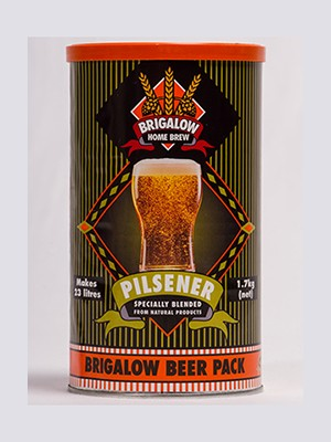 Brigalow - Pilsener 1.7kg Can 6 pack