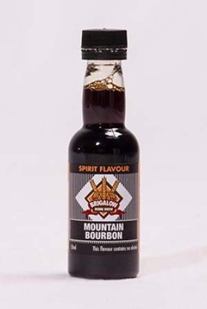 Brigalow Mountain Bourbon 50ml Bottle